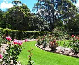Wollongong Botanic Garden - Accommodation Broken Hill