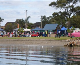 Greenwell Point Riverside Markets - Accommodation Broken Hill