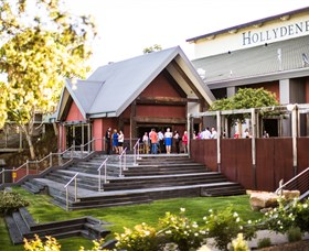 Hollydene Estate Wines and Vines Restaurant - Accommodation Broken Hill
