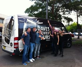 Daves Brewery Tours - Accommodation Broken Hill