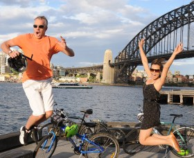 Bikebuffs - Sydney Bicycle Tours - Accommodation Broken Hill