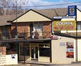 Cooma Motor Lodge Coach Tours - Accommodation Broken Hill