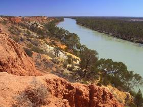 Chowilla Game Reserve And Regional Reserve - Accommodation Broken Hill
