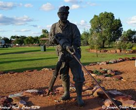 Cobar Miners Heritage Park - Accommodation Broken Hill