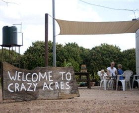 Crazy Acres - Accommodation Broken Hill