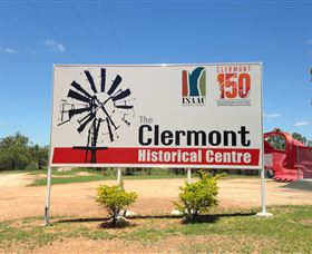 Clermont Historical Centre - Accommodation Broken Hill
