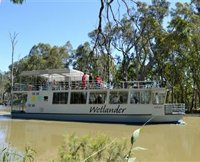 Wetlander Cruises - Accommodation Broken Hill
