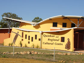The Quinkan and Regional Cultural Centre - Accommodation Broken Hill
