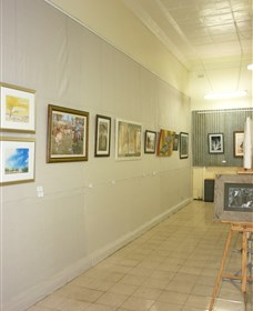 Outback Arts Gallery - Accommodation Broken Hill
