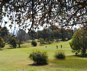 Narrandera Golf Course - Accommodation Broken Hill