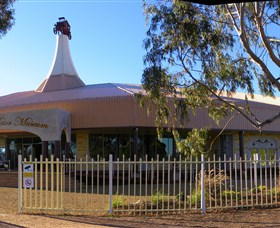 McFeeters Motor Museum and Visitor Information Centre - Accommodation Broken Hill