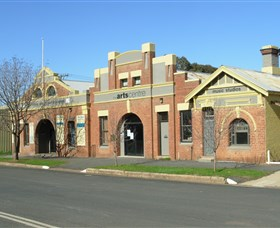 The Arts Centre Cootamundra - Accommodation Broken Hill