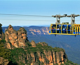 Greater Blue Mountains Drive - Blue Mountains Discovery Trail - Accommodation Broken Hill
