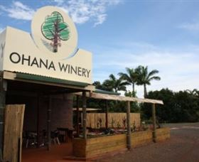 Ohana Winery and Exotic Fruits - Accommodation Broken Hill
