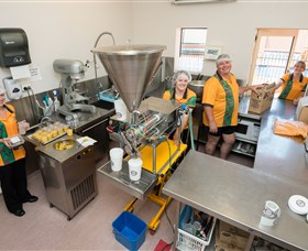 Mammino Gourmet Ice Cream - Accommodation Broken Hill