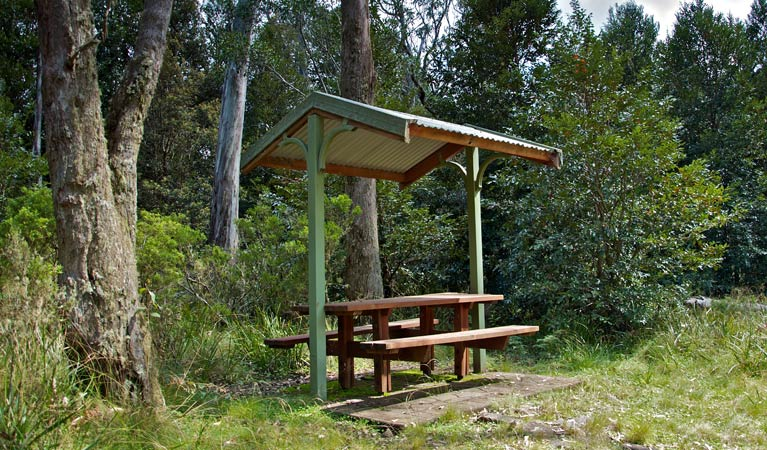 Devils Hole lookout walk and picnic area - Accommodation Broken Hill