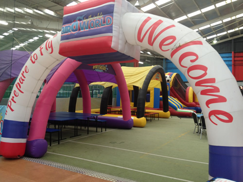 Airodrome Trampoline Park - Accommodation Broken Hill