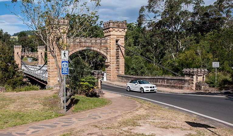 Coast to the Highlands scenic drive  Kangaroo Valley - Accommodation Broken Hill