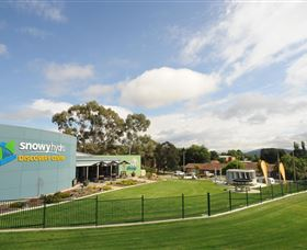 Snowy Mountains Hydro Discovery Centre - Accommodation Broken Hill