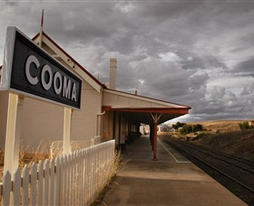 Cooma Monaro Railway - Accommodation Broken Hill