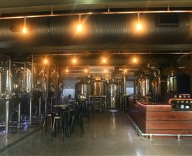 Pumpyard Bar and Brewery - Accommodation Broken Hill