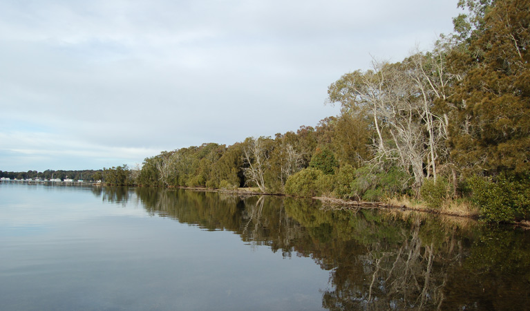 Lake Macquarie State Conservation Area - Accommodation Broken Hill