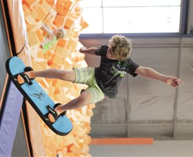 Sky Zone - Accommodation Broken Hill