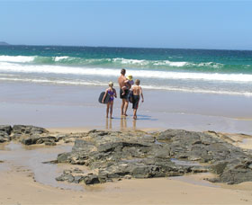 Shellharbour Beach - Accommodation Broken Hill