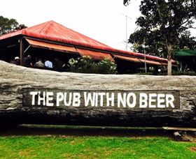 The Pub With No Beer - Accommodation Broken Hill
