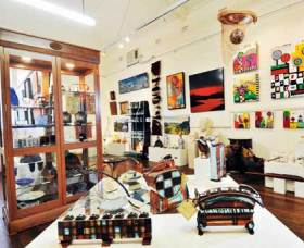 Nimbin Artists Gallery - Accommodation Broken Hill