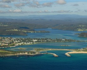 Cycle Narooma to Dalmeny - Accommodation Broken Hill