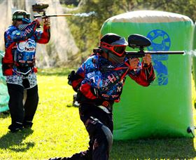 Elite 1 Paintball - Accommodation Broken Hill