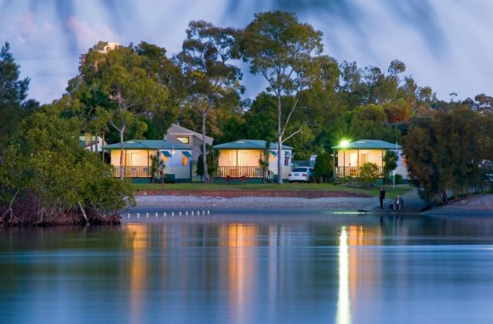 Boyds Bay Holiday Park - Accommodation Broken Hill