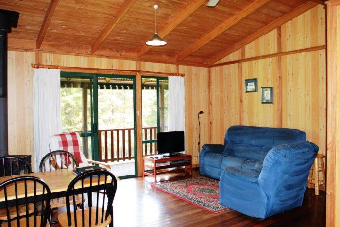Hawke Brook Chalets - Accommodation Broken Hill