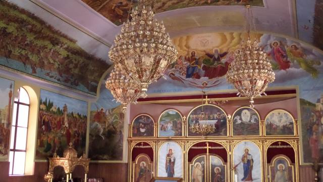 Free Serbian Orthodox Church St George - Accommodation Broken Hill