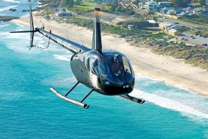 Perth Beaches Helicopter Tour from Hillarys Boat Harbour - Accommodation Broken Hill