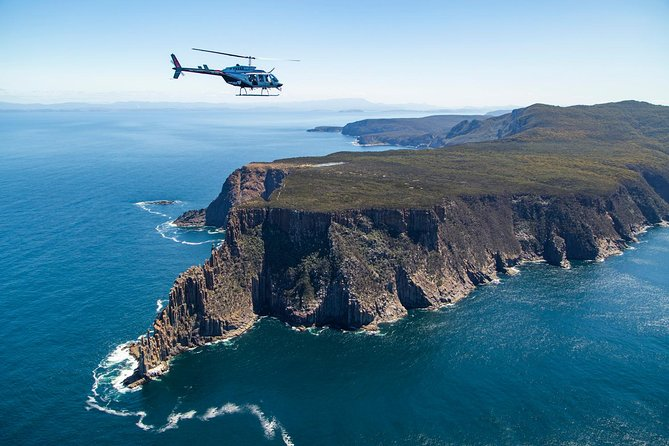 30-Minute Two Capes and Tasman Helicopter Flight from Port Arthur - Accommodation Broken Hill