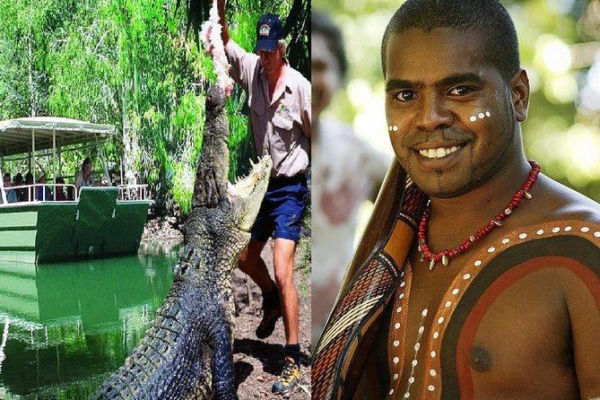 Hartley's Crocodile Adventures and Tjapukai Cultural Park Day Trip from Cairns - Accommodation Broken Hill