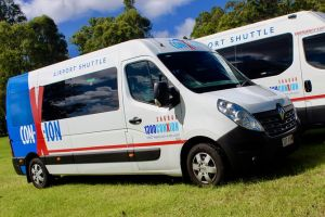Brisbane Airport Departure shuttle Transfer from Sunshine Coast Hotels/addresses - Accommodation Broken Hill