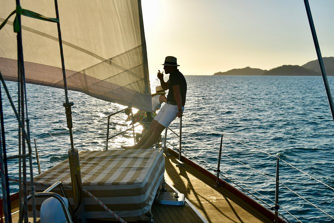 Magnetic Island Twilight Sailing Cruise - Accommodation Broken Hill