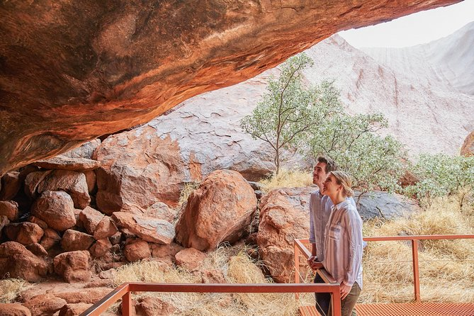 Uluru Base and Sunset Half-Day Trip with Optional Outback BBQ Dinner - Accommodation Broken Hill