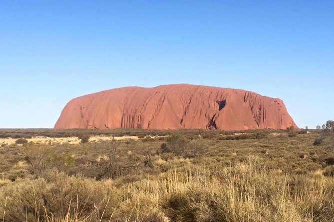 Highlights of Uluru Including Sunrise and Breakfast - Accommodation Broken Hill