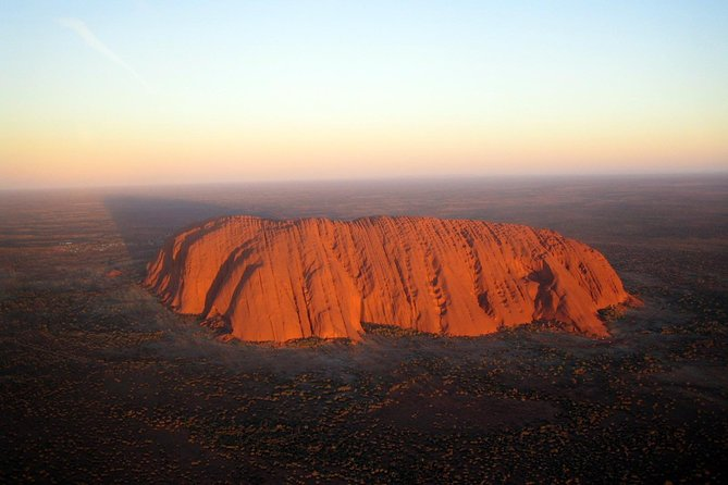 Fixed-Wing Scenic Flight from Uluru Ayers Rock - Accommodation Broken Hill