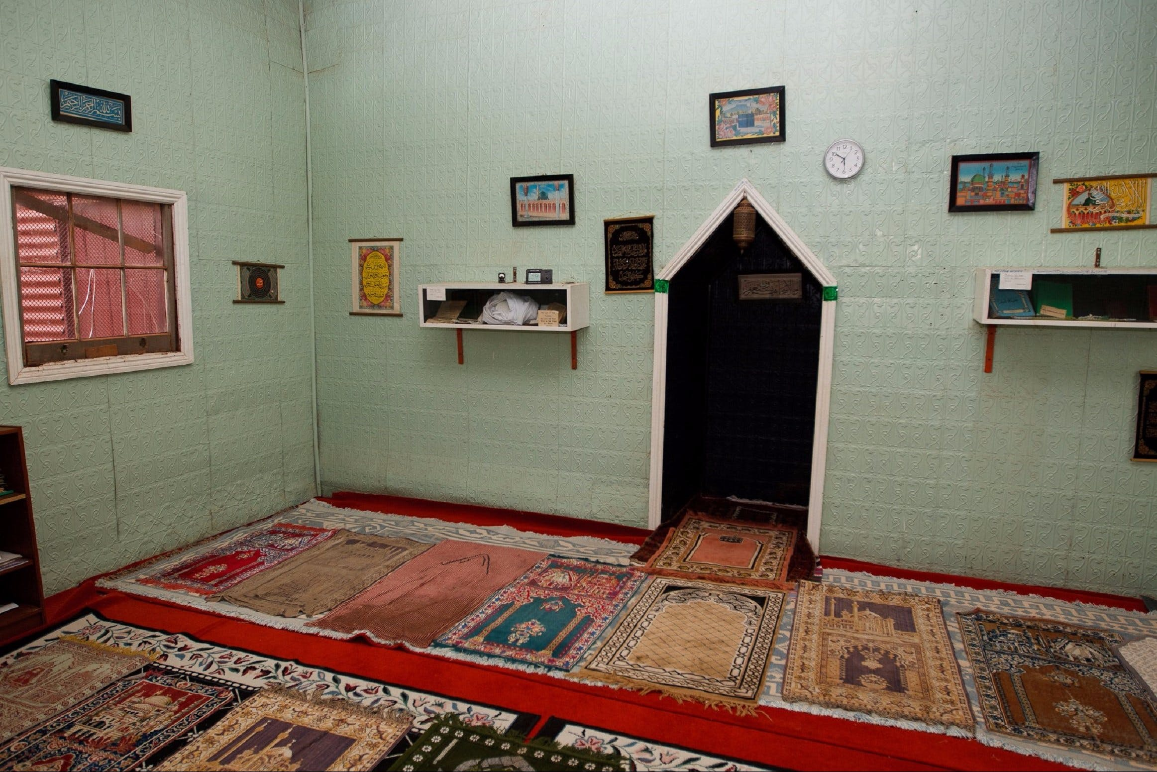Afghan Mosque - Accommodation Broken Hill
