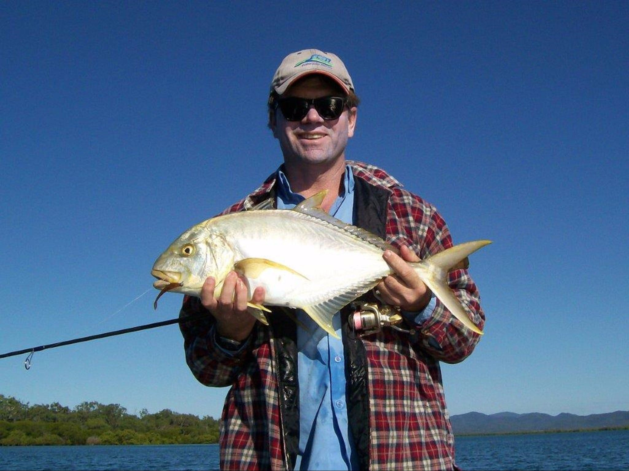Barramundi to Trevally  A Seaforth Fishing Adventure - Accommodation Broken Hill