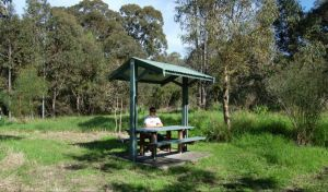 Alexanders picnic area - Accommodation Broken Hill