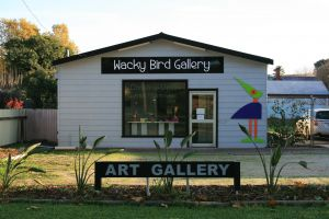 Wacky Bird Gallery - Accommodation Broken Hill