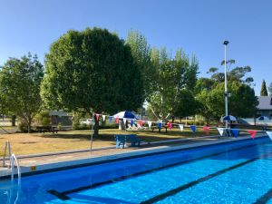 Gloucester Olympic Pool Complex - Accommodation Broken Hill