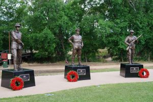 VC Memorial Park - Honouring Our Heroes - Accommodation Broken Hill