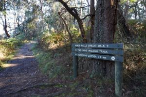 Arthurs Seat to Kings Falls Walk - Accommodation Broken Hill